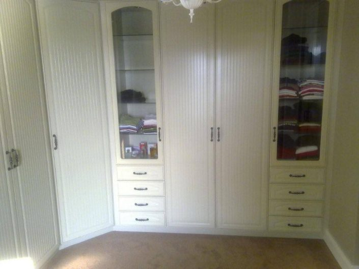 Galloway Woodworks Built In Cupboards 12