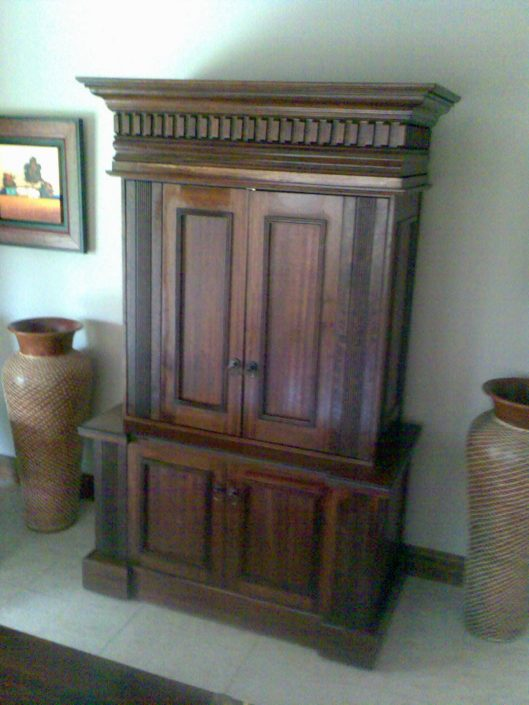 Galloway Woodworks Built In Cupboards 15