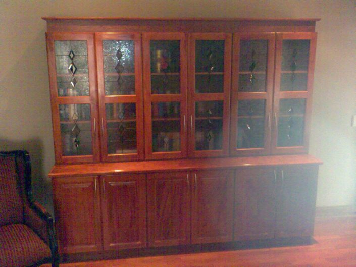 Galloway Woodworks Built In Cupboards 18