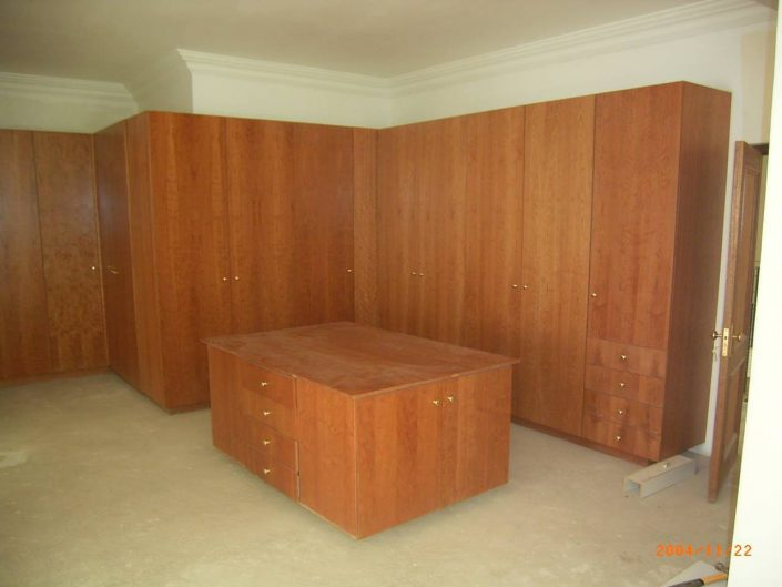 Galloway Woodworks Built In Cupboards 21