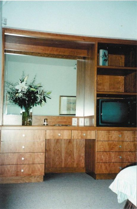 Galloway Woodworks Built In Cupboards, Vanites, Wall Units