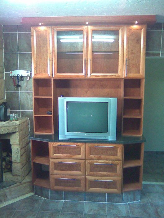 Galloway Woodworks Wall Units 5