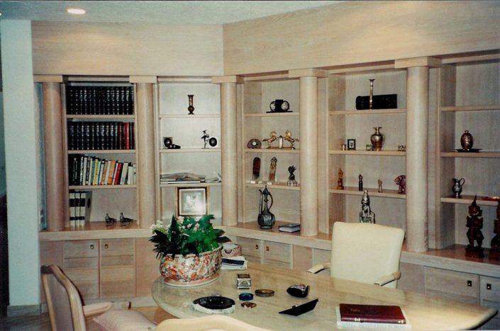 Galloway Woodworks Wall Units 6